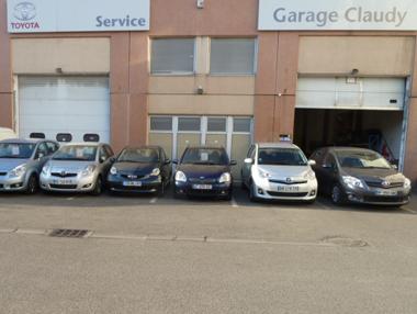 Toyota claudy r parateur agr toyota concessionnaire for Garage rue des bienvenus villeurbanne